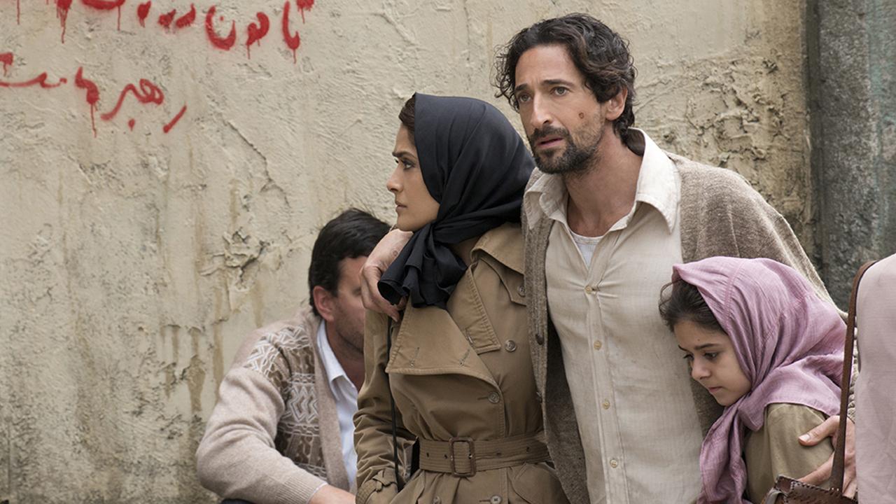 Septembers of Shiraz - Spillefilm af Wayne Blair