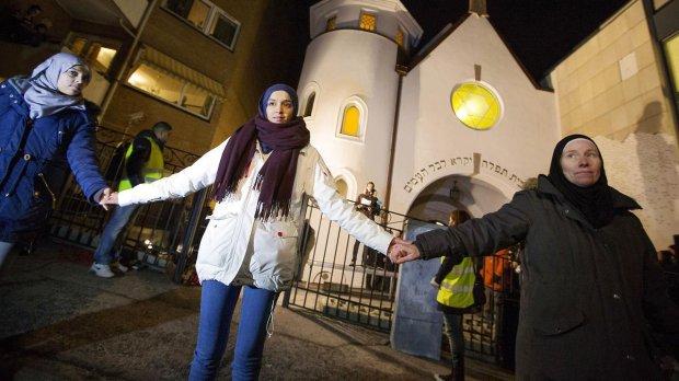 Berlingske - fredsring - Muslimer inviterer jøder til filmfestival