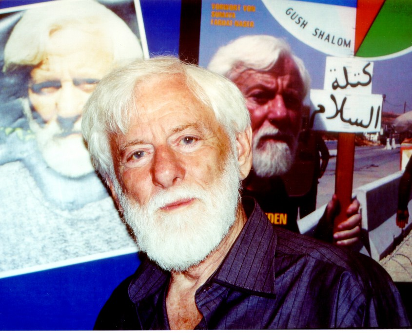 Warrior for Peace: Uri Avenry