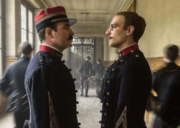 An Officer and a Spy film image