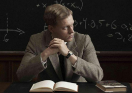 The Adventures of a Mathematician film image