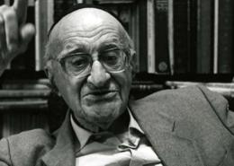 Yeshayahu Leibowitz in Ma'alot film image